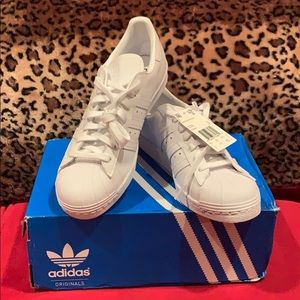All White Adidas Brand NEW!